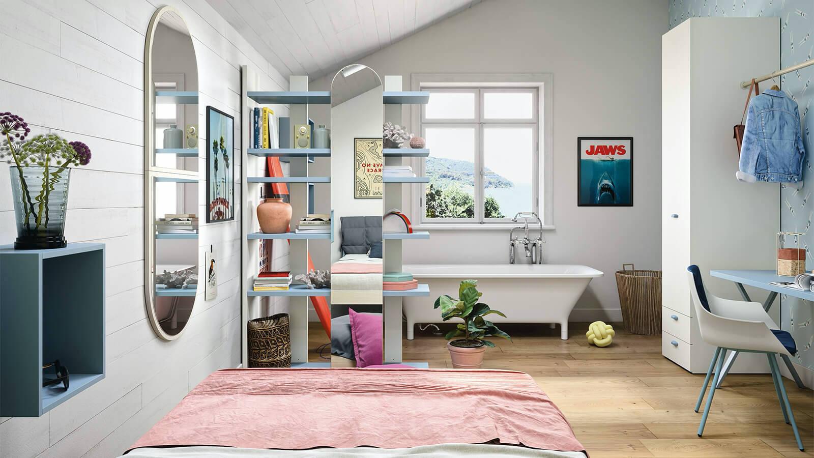 Aprende a decorar un dormitorio juvenil tengas la edad que tengas
