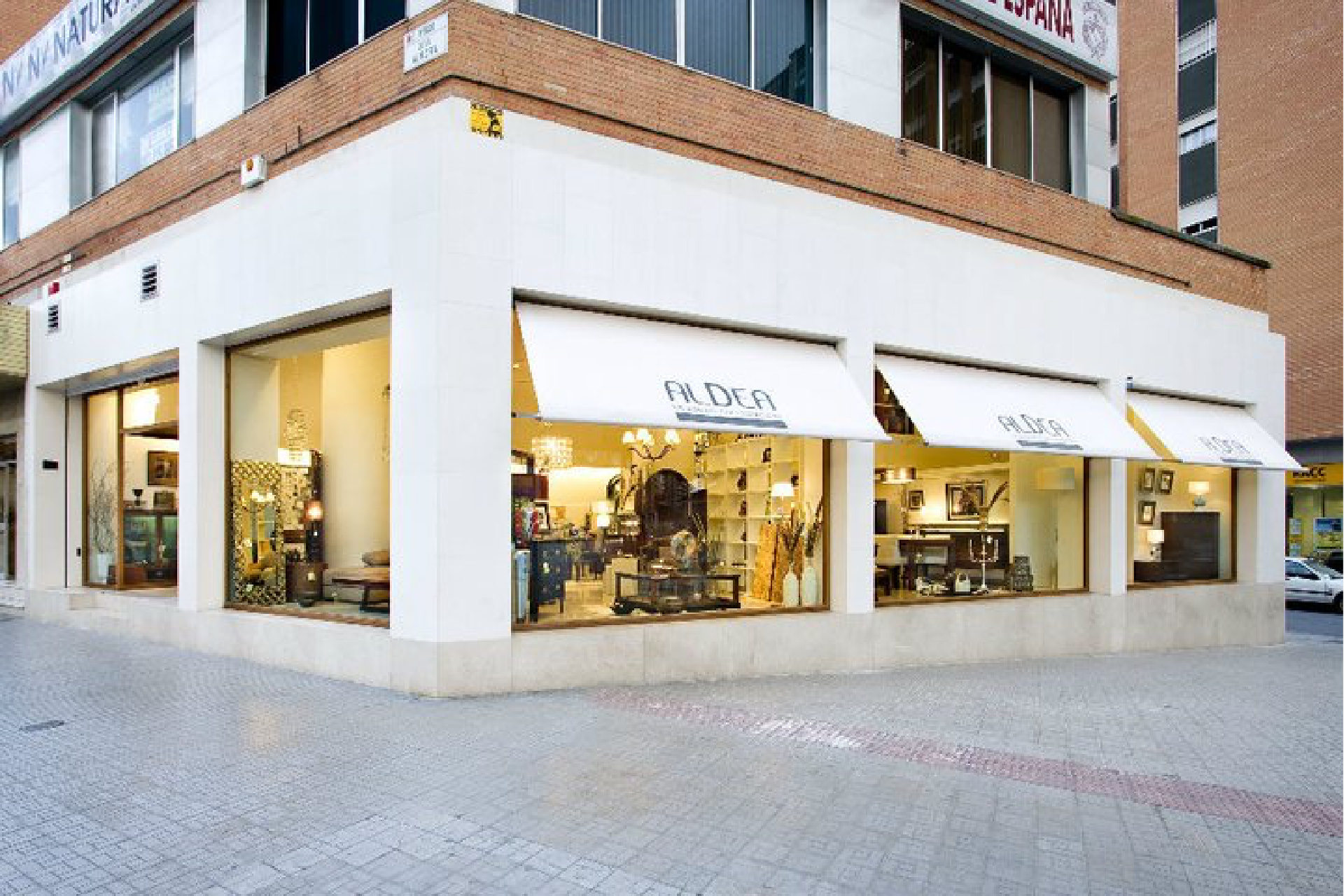 Aldea - Tienda de Muebles y Decoración en Málaga